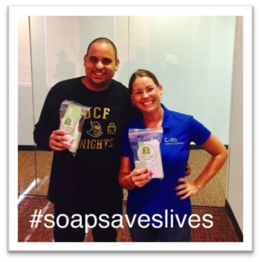 soap saves lives