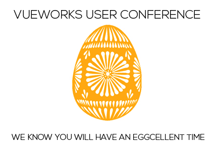 VUEWorks Easter Save the Date